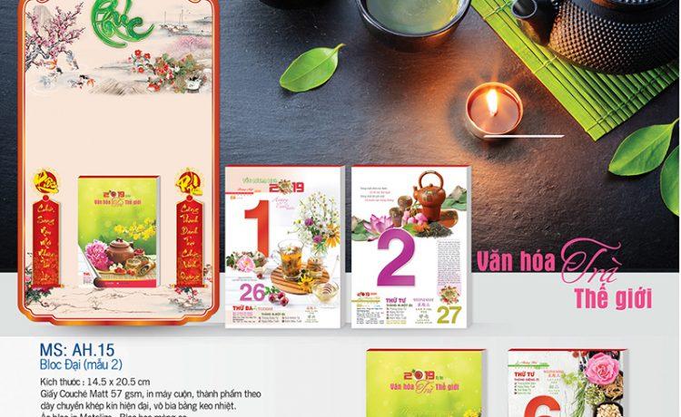 In lịch tết giá rẻ tại Thanh Hóa
