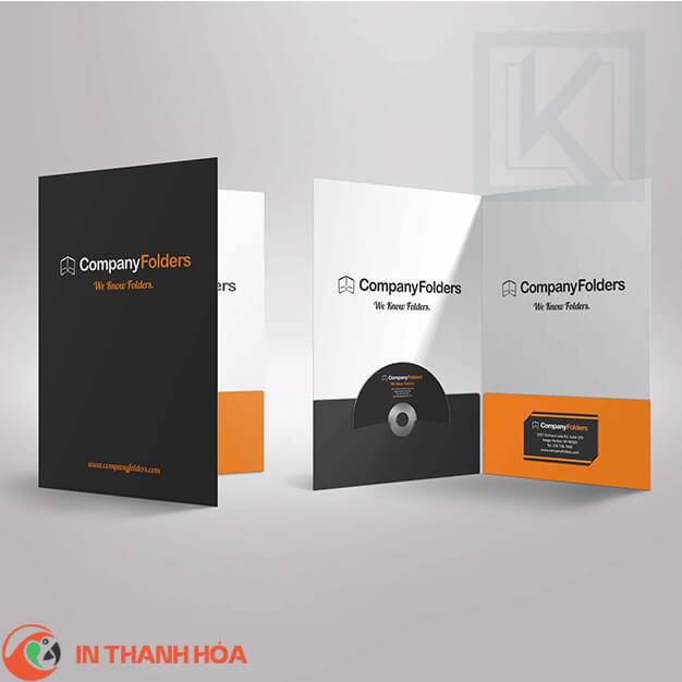 In Thanh Hóa – cơ sở in ấn bìa kẹp hồ sơ giá ưu đãi, chất lượng cao